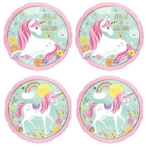 4x magical believe in unicorn sparkle 18