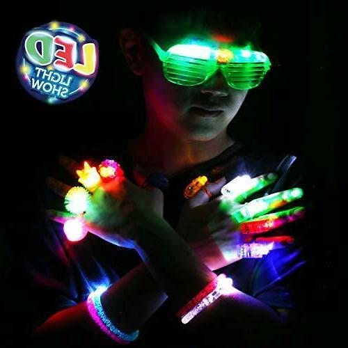 78PCs Light Toy In The Supplies Bulk