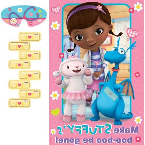 Party Game | Birthday | Disney Doc McStuffins Collection