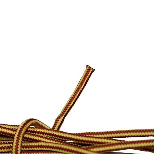 Sonic Tip Polyester Lace - Work Shoe Laces