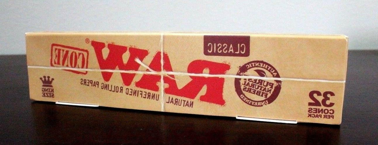 bulk pack of 32 king size classic
