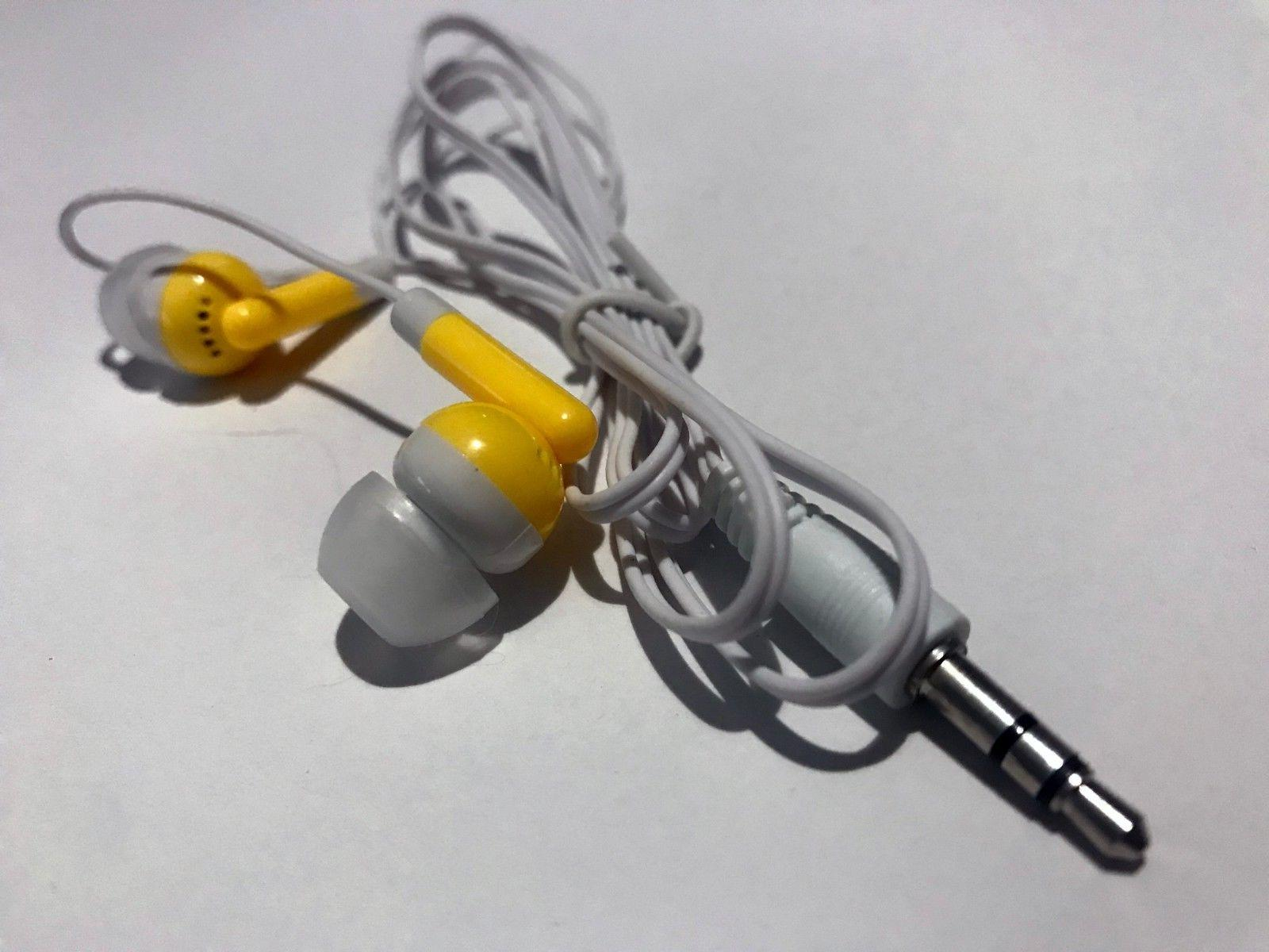 Bulk 25 3.5mm Earbuds / Earphones