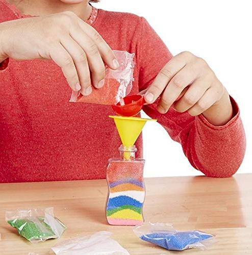 12 Own Colored Kits | 12 Bottles, Bags Ideal and Crafts, Party Bulk