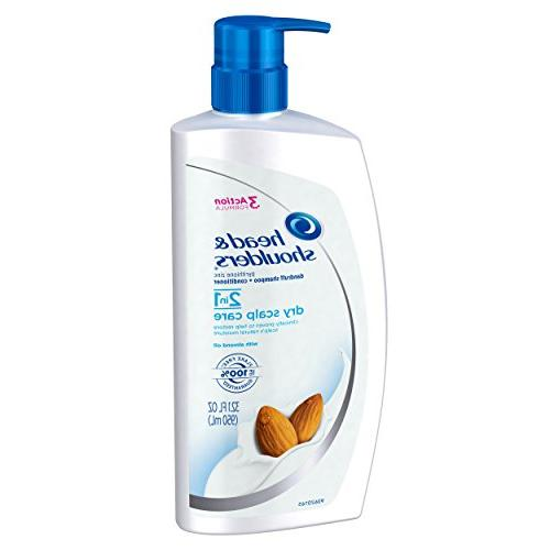 Head Shoulders Scalp Care with Oil Conditioner, oz