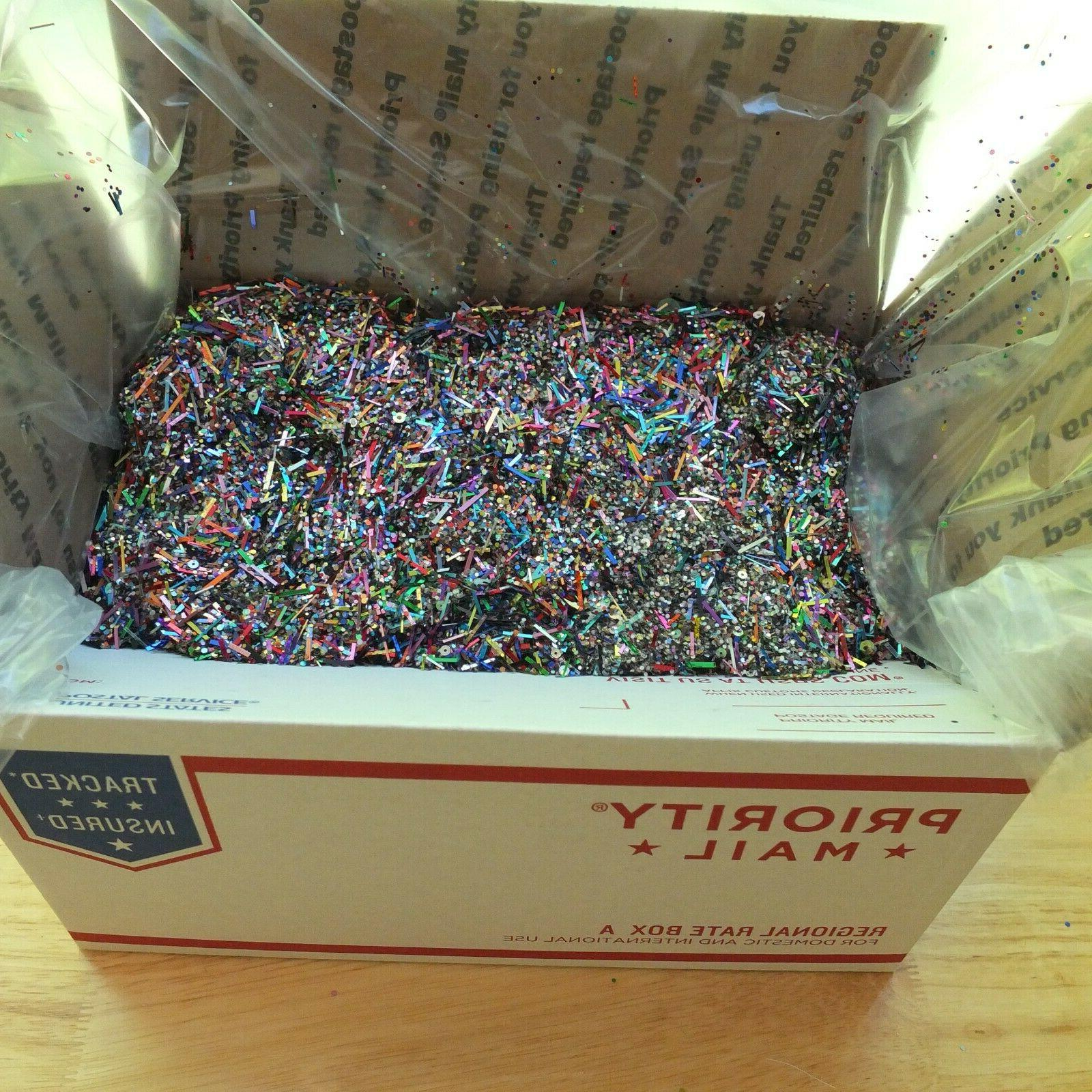 Glitter 5lb A LOT of Made in USA