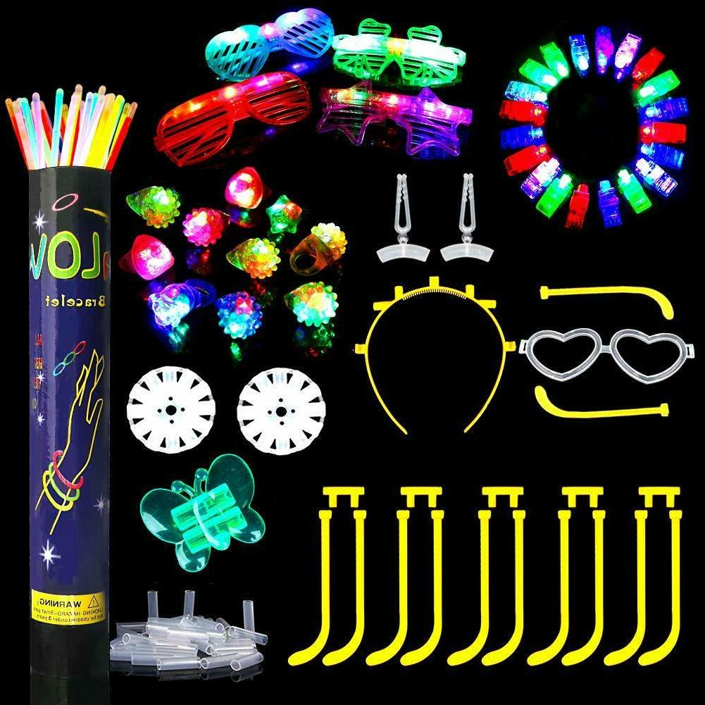 Glow Bulk In The Finger For Festival Accessories
