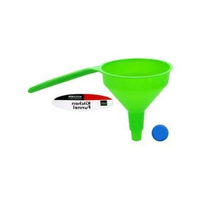 gm814 24 kitchen funnel with handle 4