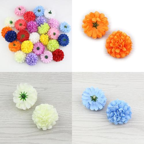 In Wholesale Crafts Carnation Pompom Hydrangea