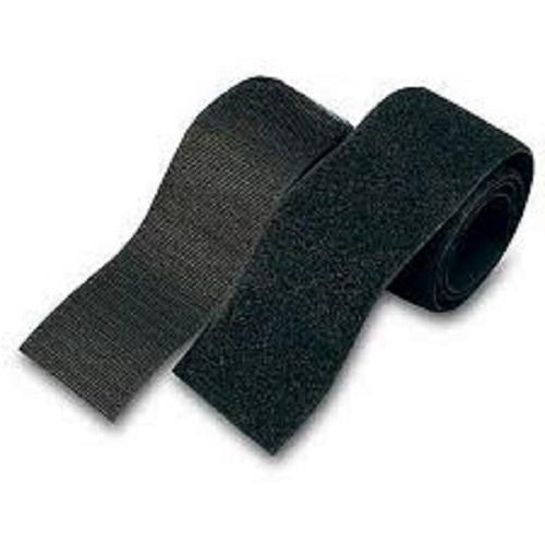 inch wide black sew hook