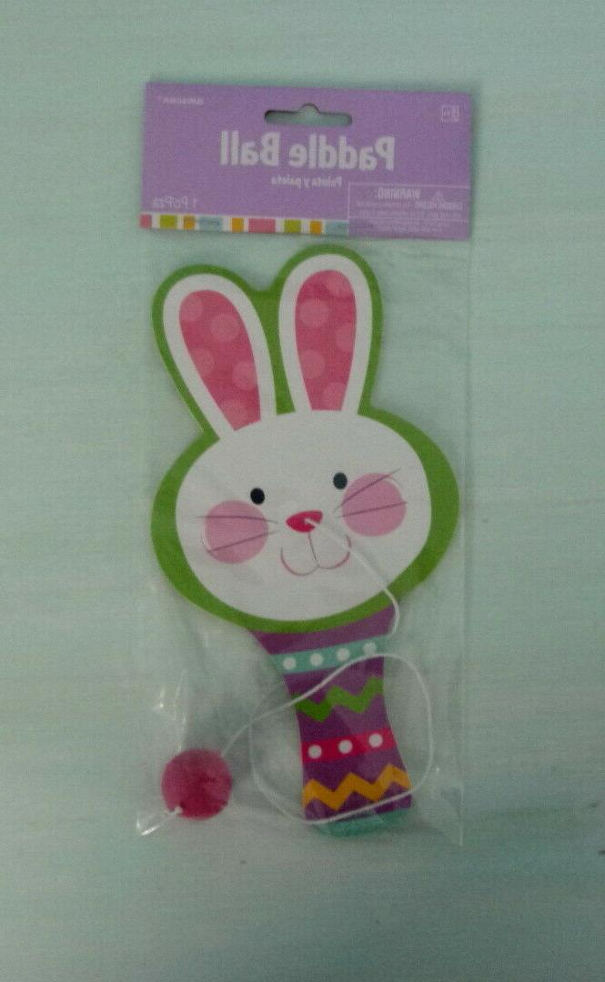 LOT OF WHITE EASTER BUNNY DESIGN WOODEN IN PACKAGES