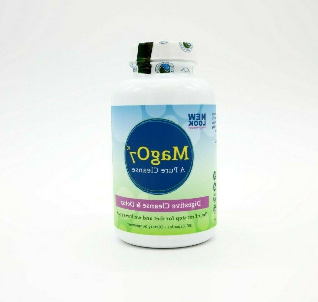 Aerobic Life Mag 07 Oxygen Digestive System Cleanser Capsule