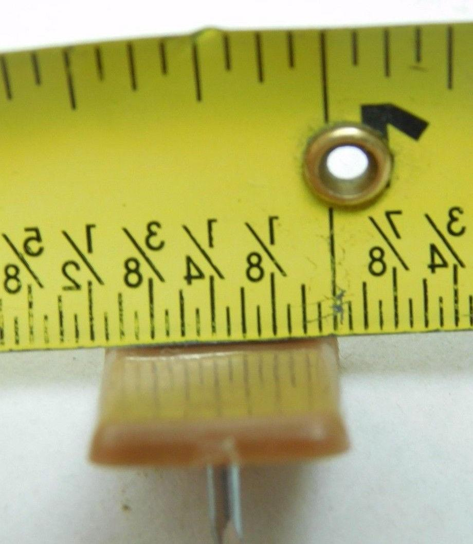 MANY SIZES! Corner Tack Nail In Wooden Slide