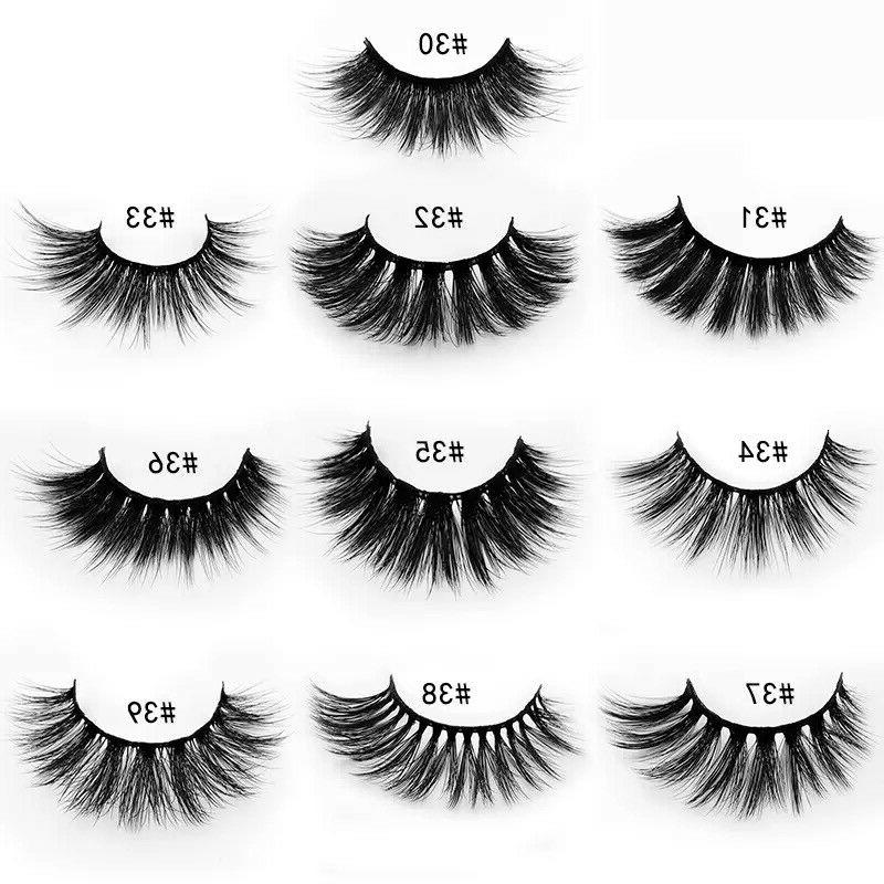 Mix Mink Sold Bulk Pairs with Lash Included