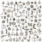 KeyZone Wholesale 100 Pieces Mixed Charms Pendants DIY for J