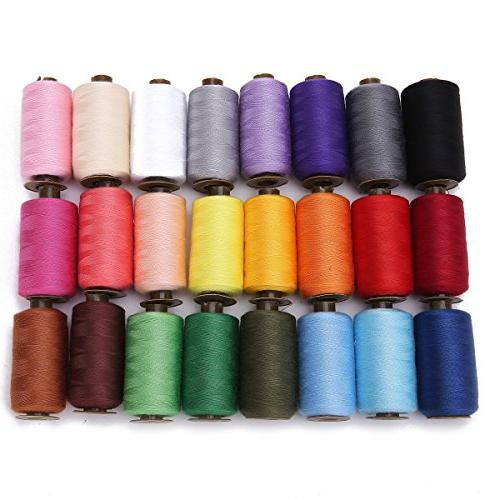 polyester sewing thread spool holder