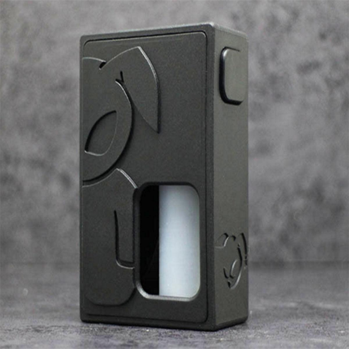 steam rabbit 18650 mod silicone bottle squonk