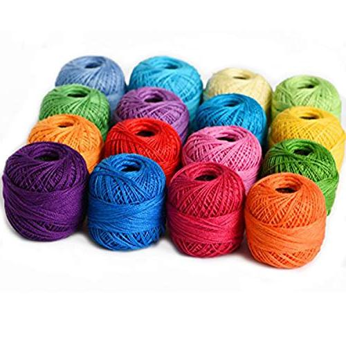 thread floss sewing soft cotton