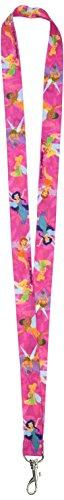 Amscan Tinkerbell and Fairy Friends Lanyard Disney Princess