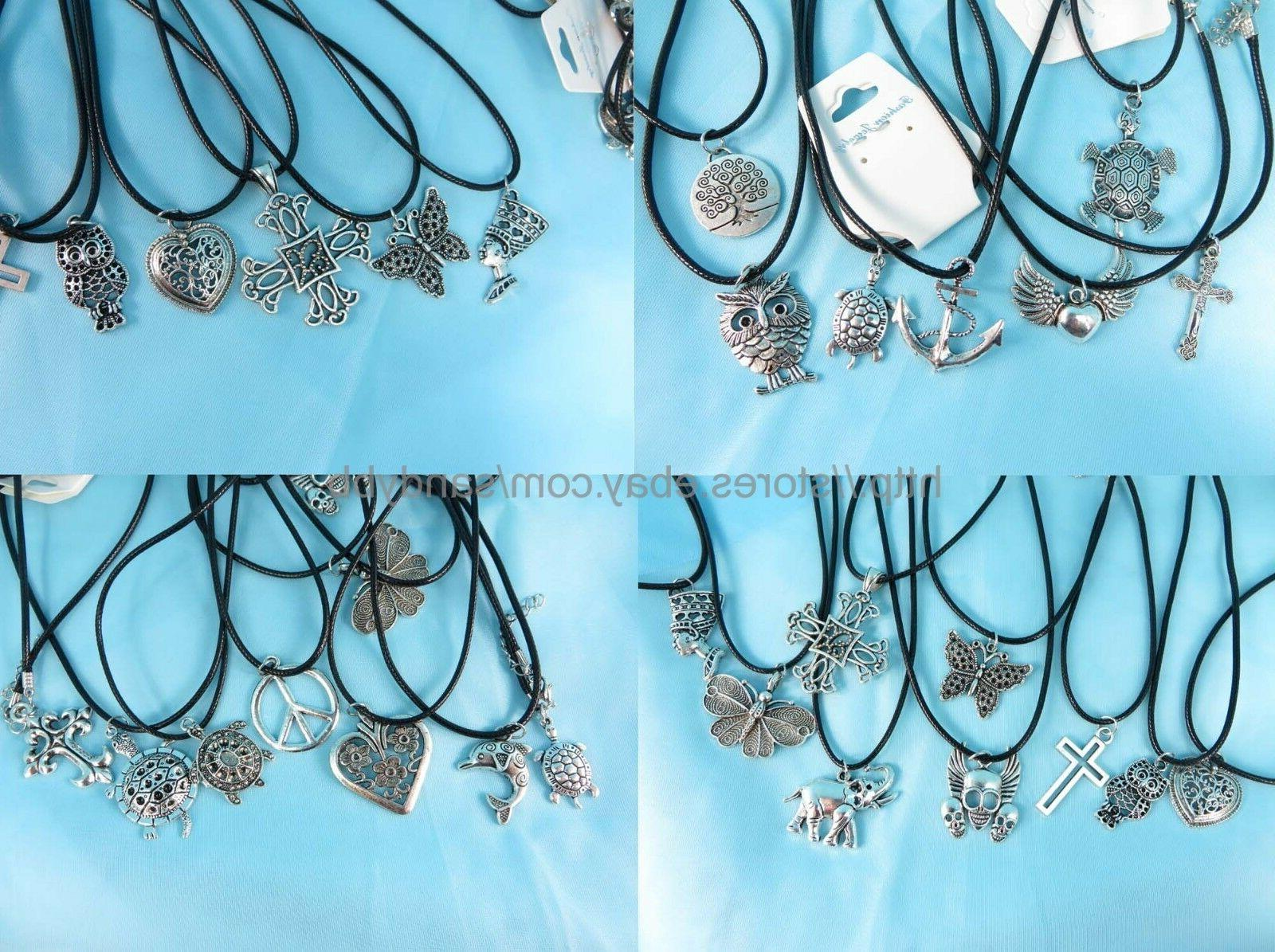 US Seller-$0.80 each, pieces wholesale necklaces in