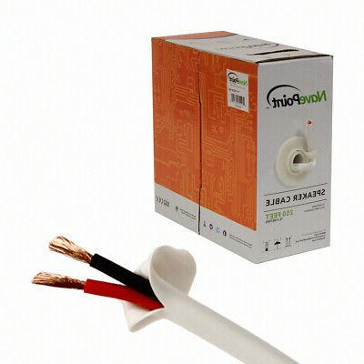 wall audio speaker cable wire