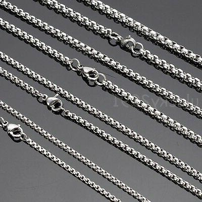 wholesale in bulk silver stainless steel strong