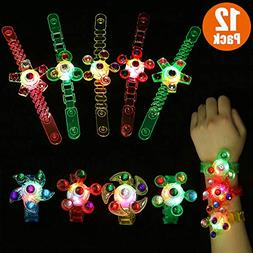 Mikulala 12 Pack Light Up Toys Glow In The Dark Birthday Par