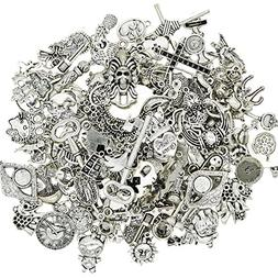 Wholesale Jewelry Making Silver Charms - EyreLife Bulk Tibet