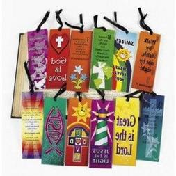 Mega Religious Bookmark Assortment  - Bulk