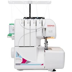 Janome MOD-8933 Serger with Lay-in Threading, 3 and 4 Thread