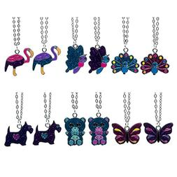 Mood Party Favor Necklaces for Women,Girls, Kids   12 Pieces