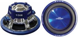 "NEW  12"" DVC SubWoofer Speakers.dual 4 ohm voice coil.bass s"