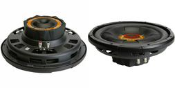 "NEW  12"" SVC Subwoofer Bass.Speakers.4ohm.Shallow Depth slim"
