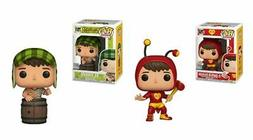 Funko POP - Chavo Del Ocho - Bundle of 2 - In Stock - w POP