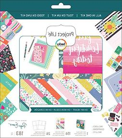 American Crafts Project Life All-In-One Album Kit-Paige Evan