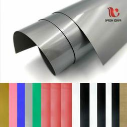 PU Heat Transfer Vinyl for T-Shirts 12inx10in 15 Sheets-Iron