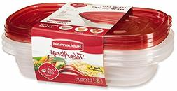 Rubbermaid 7F55RETCHIL 3 Piece Take Alongs™ Rectangular Co