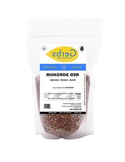 Red Sorghum Grain, 2 LBS - Top 12 Food Allergy Free & NON GM