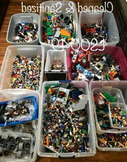 ☀️ LEGO  CLEAN Lot SANITIZED GENUINE ☀️