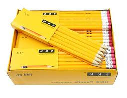 SKKSTATIONERY Pre-sharpened pencils, Pencils Sharpened with