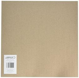 American Crafts Smooth Cardstock, 25pk