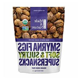 Made In Nature Organic Smyrna Figs Soft & Sultry Supersnacks