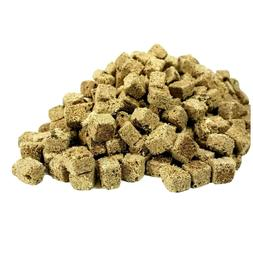 Tubifex Worms--Freeze Dried in Cubes, Bulk Tropical Fish Foo