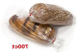 "Value Pack - Bread Loaf Plastic Bags 8"" x 4"" x 20"", 70"