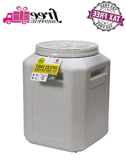 Gamma2 Vittles Vault Outback 50 lb Airtight Pet Food Storage