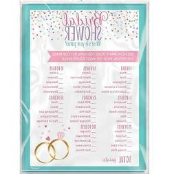 What's In Your Purse Bridal Shower Party Games