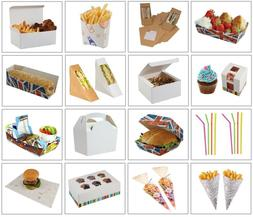 Wholesale Catering Supplies - Bulk Buy Food Boxes / Trays /